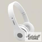 Наушники Bluetooth Nobby Practic B-200, белый (NBP-BH-42-03)