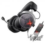 Гарнитура Creative Sound BlasterX H7, черный/серебристый (70GH033000000)