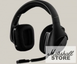 Гарнитура Logitech Gaming Headset G533, Wireless, USB, черный (981-000634)