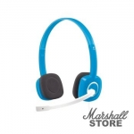Гарнитура Logitech Headset H150 Blue (981-000368)
