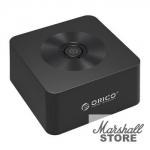 Аудиоресивер Bluetooth 4.0 Orico BTS01-BK, для создания беспроводной аудиосистемы (BTS01-BK)