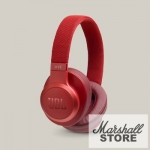 Наушники Bluetooth JBL LIVE 500BT, красный