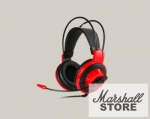 Гарнитура MSI DS501, черный/красный (S37-2100920-SV1)