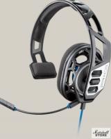 Гарнитура Plantronics RIG 100HS, черный/синий (209190-05)