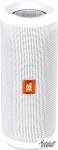 Портативная акустика JBL Flip 4, белый (JBLFLIP4WHT)