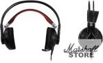 Гарнитура Genius HS-G680, USB, черный/красный