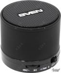 Портативная акустика SVEN PS-45BL 3W, Bluetooth, microSD, FM, черный